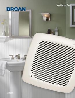 Ventilation Fans By Broan Nutone