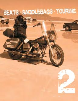 Catalogue: Custom Chrome Seats & Bags 2008