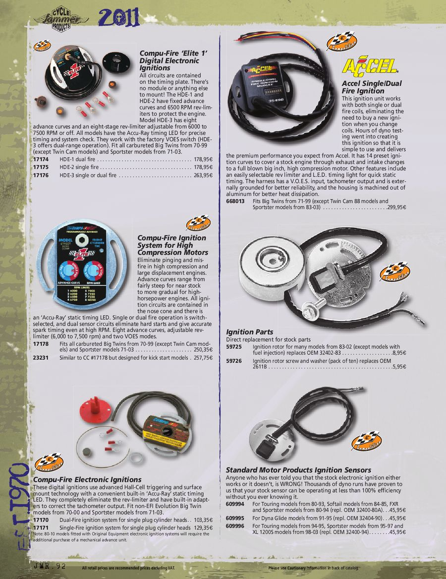 Page 93 Of Jammer 2011 Compu Fire Ignition Wiring Diagram P 298