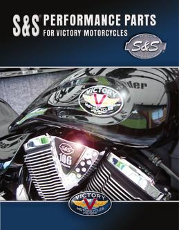 Performance Parts for Victory Motorcycles