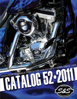 High Performance Parts for American V-Twins 52 - 2011