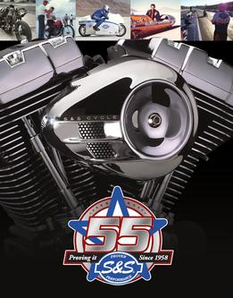 High Performance Parts for American V-Twins 2013