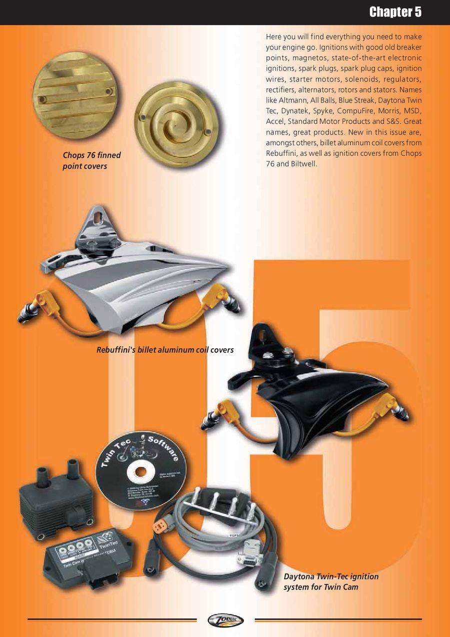 Electrical & Ignition 2011 by Zodiac