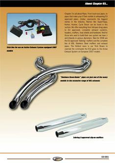Catalogue: Zodiac Exhaust Systems - Pipes - Mufflers
