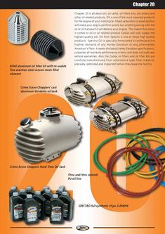 Oil Tanks, Oil Line , Oil Filters & Oil 2012