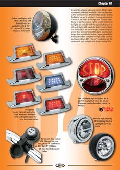 Lighting & Indicators 2013/2014