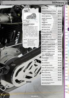 Harley Davidson 25700959 HD Motor Co Derby Cover Softail 2019/> FLSB