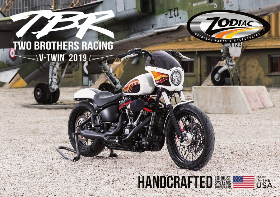 Two Brothers Racing Catalog 2019 by Zodiac