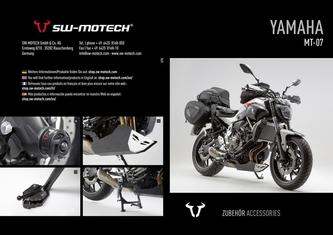 2016 Yamaha MT-07 Accessories