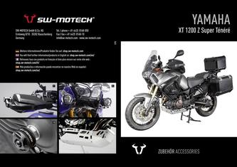 2016 YAMAHA XT 1200 Z Accessories