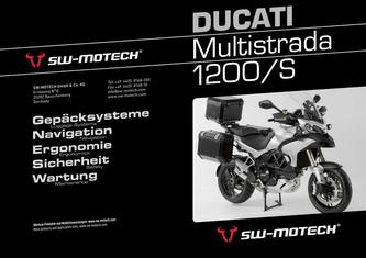 2016 DUCATI Multistrada Accessories