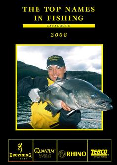 The Top Names in Fishing 2008