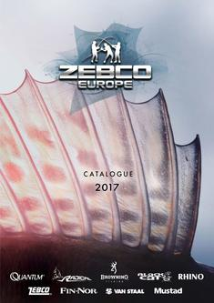 Catalogue Zebco 2017 (French)