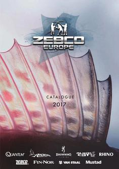 Zebco Europe 2017 (Czech)