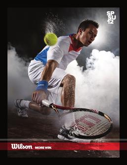 2012 Spring/Summer Tennis Apparel & Footwear