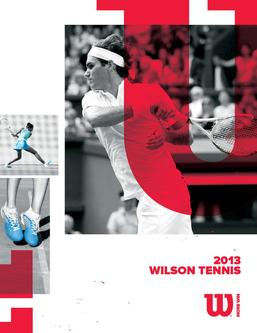 2013 Tennis Dealer Workbook