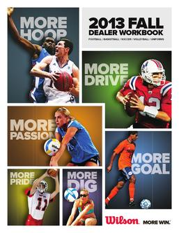 2013 Fall Football Dealer Workbook