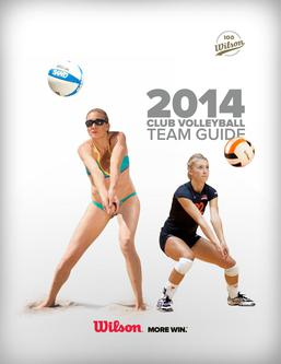 2014 Wilson Volleyball Team Handbook
