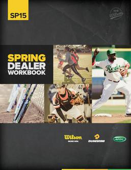 2015 Spring Dealer Workbook