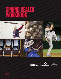 2016 Spring Dealer Workbook
