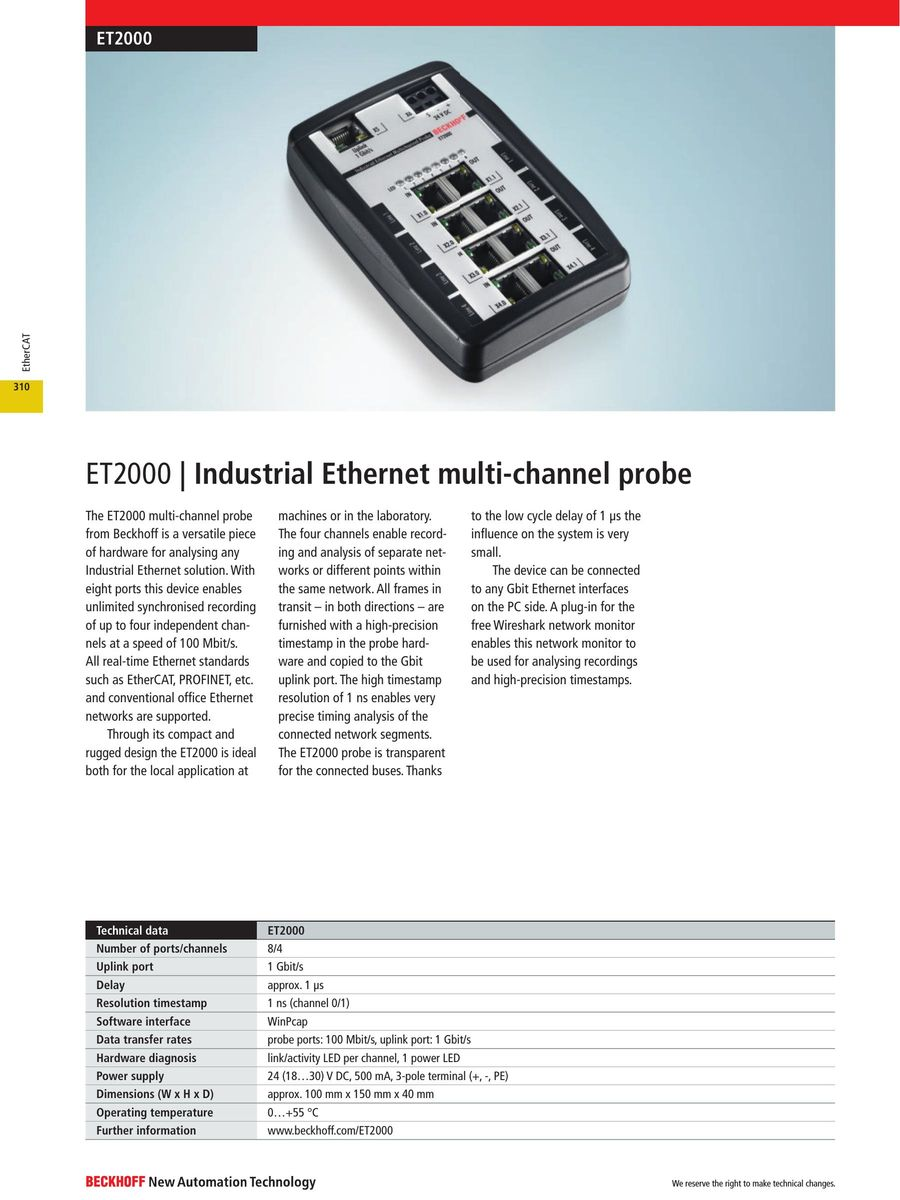 Page 27 of EtherCAT 2017