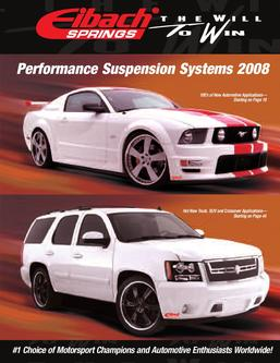 Performance Suspension Systems 2008