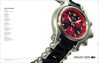 oakley watches prices 3ybs  Watches 2008 路 Oakley