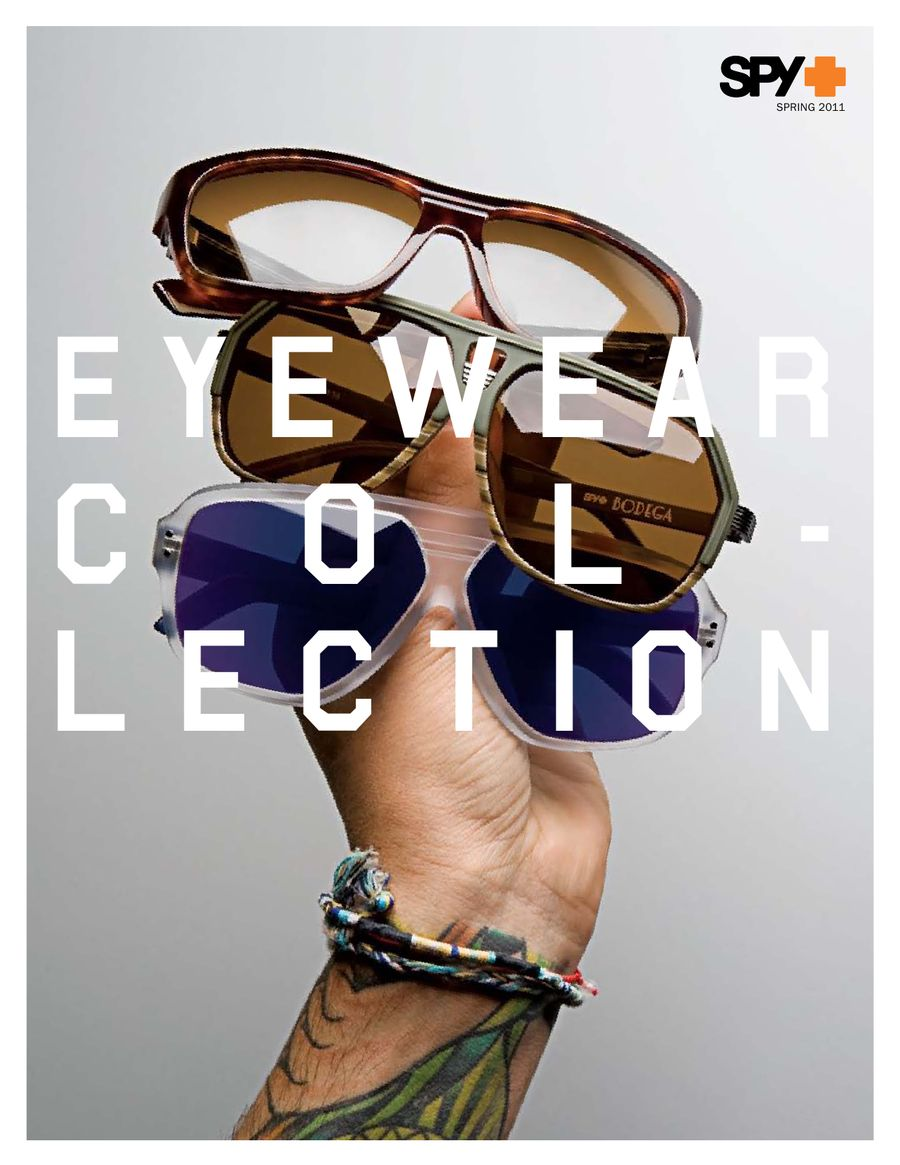 ce3dc2d1d5970 Eyewear 2011 by Spy Optic