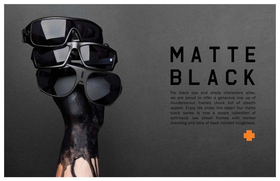 cf658ad7a3 Eyewear 2011 by Spy Optic