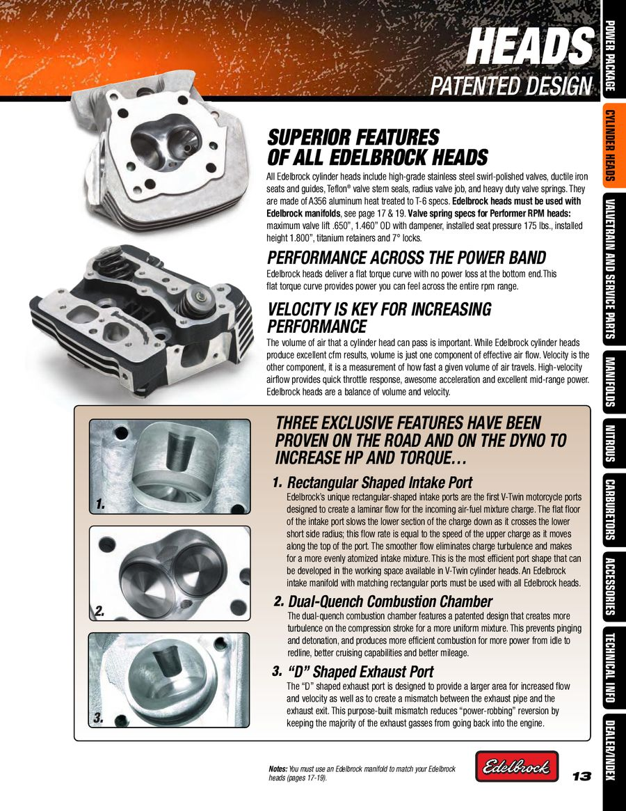 Page 14 of Performance Parts for Harley Davidson