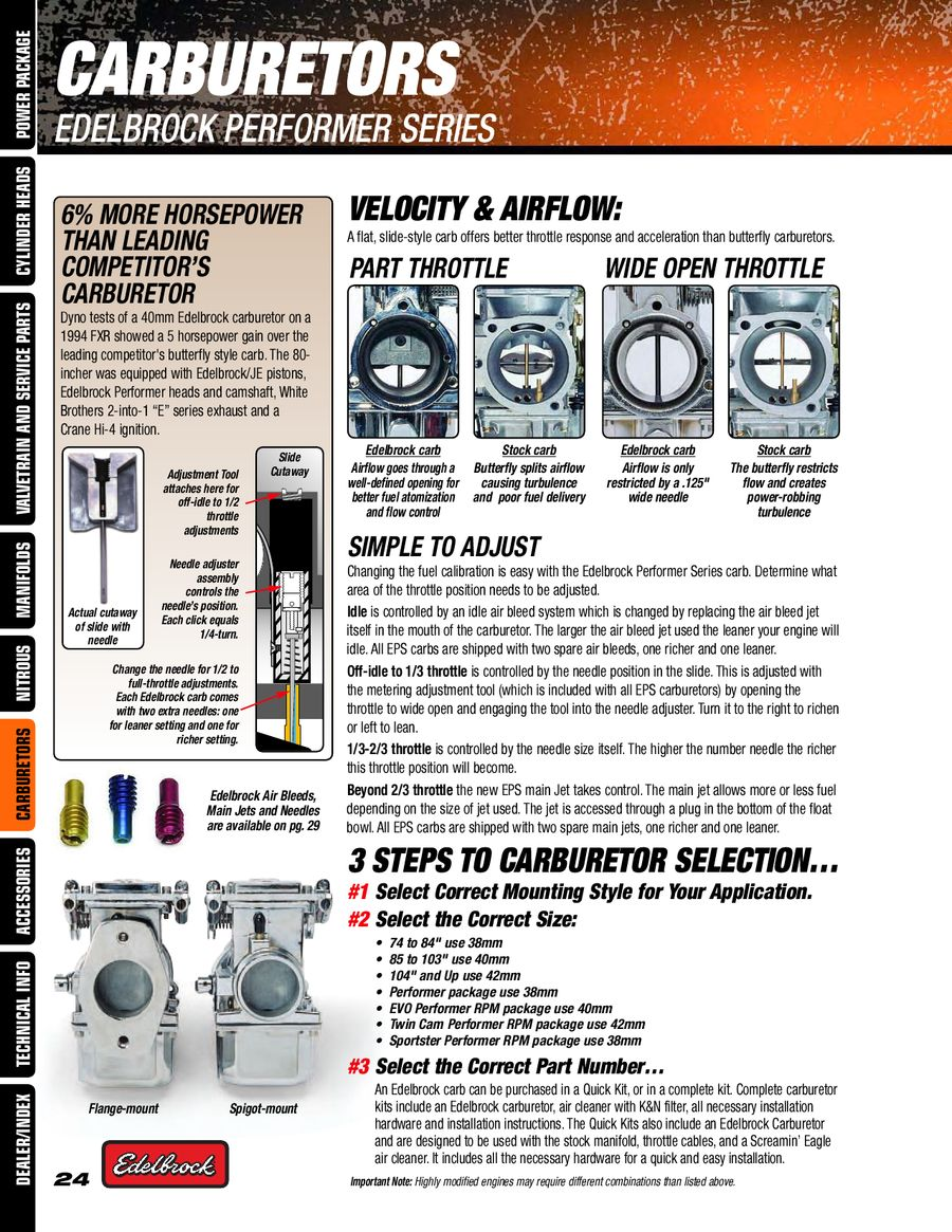Page 26 of Performance Parts for Harley Davidson