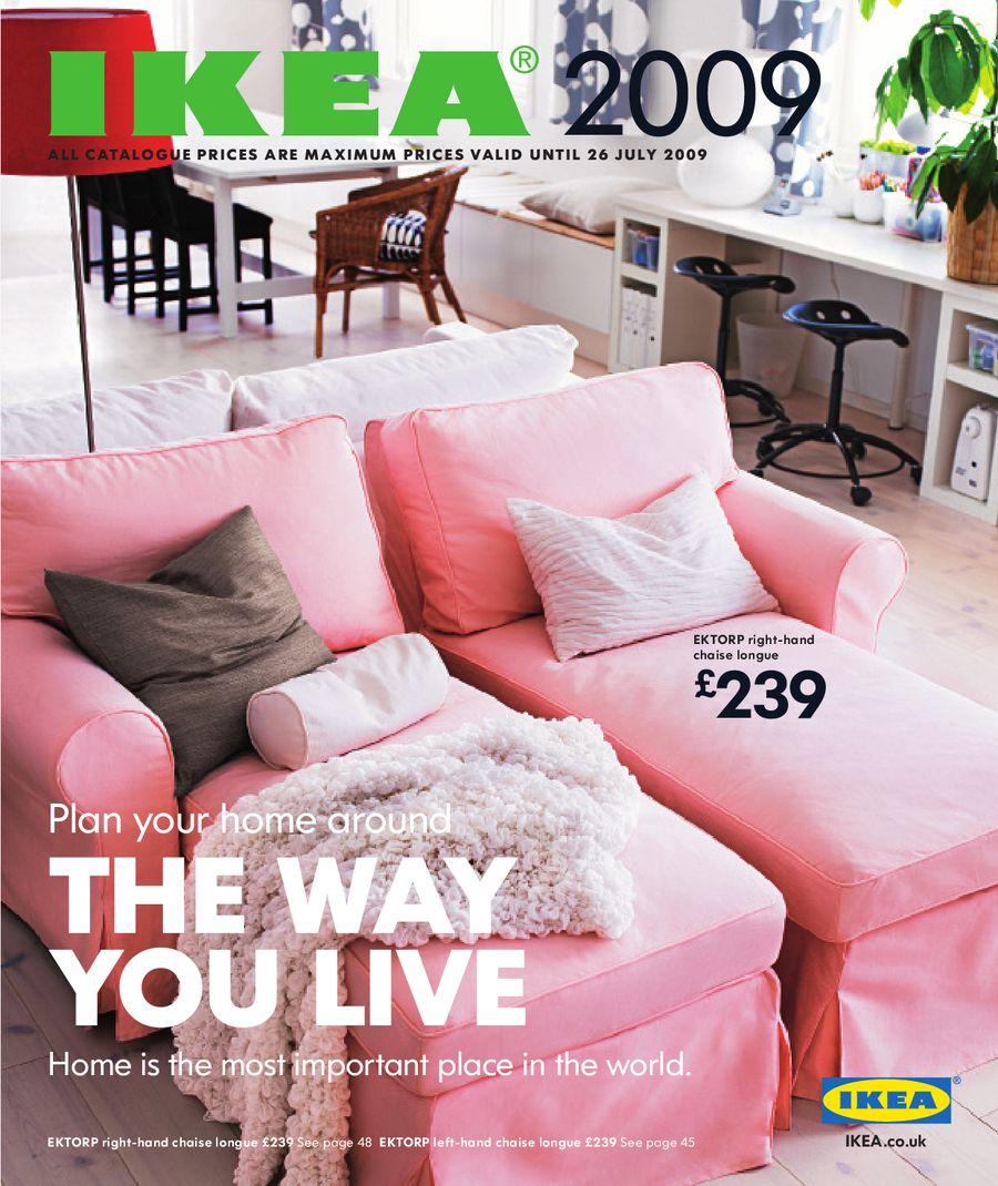 Ikea Catalogue 2009 Home Design