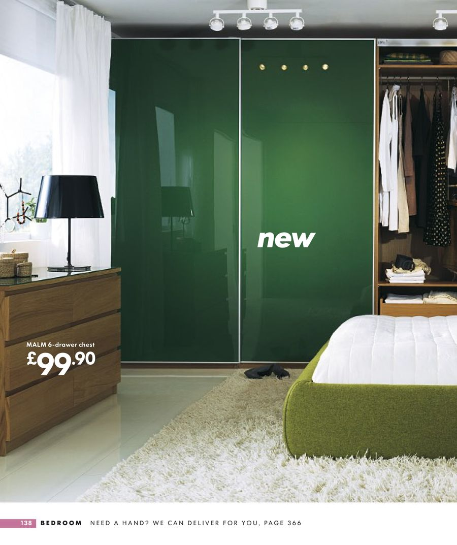 ikea pax ardal green sliding doors for wardrobe ebay. Black Bedroom Furniture Sets. Home Design Ideas