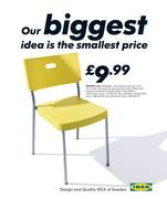 ikea chairs in ikea catalogue 2009 by ikea uk. Black Bedroom Furniture Sets. Home Design Ideas