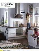 Kitchen Extractor Hood in Kitchens 2009 by Ikea UK