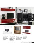 Storage with glass doors in tv solutions and living room storage by ikea uk for Tv solutions for living room