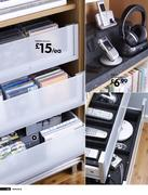 Inreda in tv solutions and living room storage by ikea uk for Tv solutions for living room