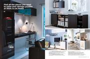 Besta Tv Storage in TV Solutions 2011 by Ikea UK