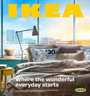 IKEA Catalogue 2015