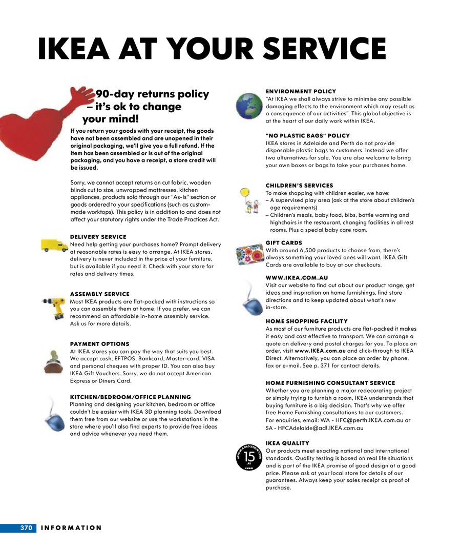 Page 372 Of Ikea Catalogue 2009