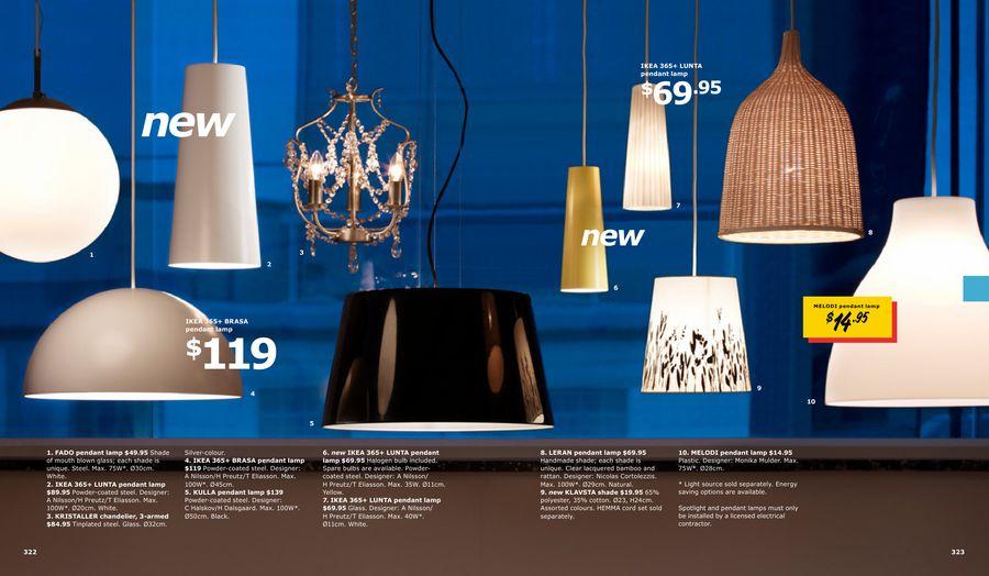 ikea lighting catalogue p 160 189 page of ikea west catalogue 2010