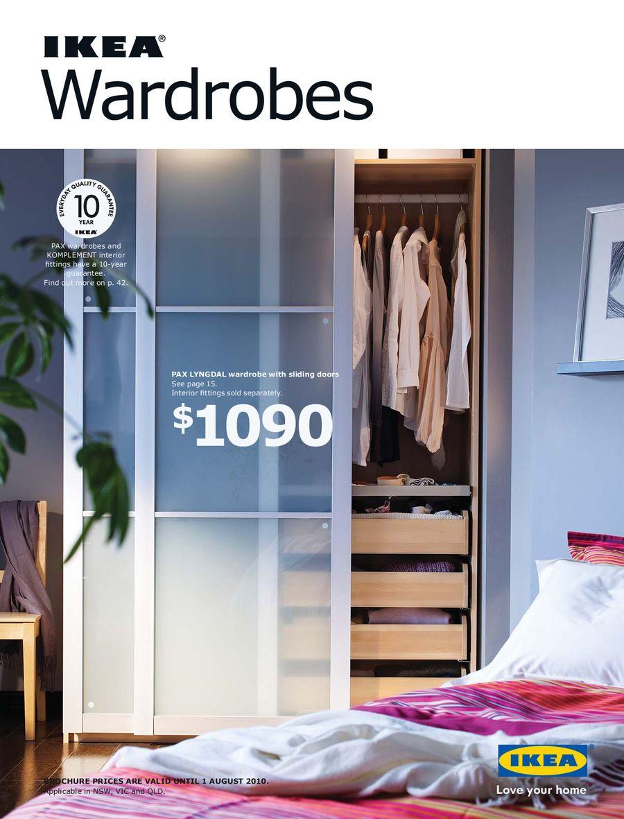 Wardrobes 2010 by Ikea Australia