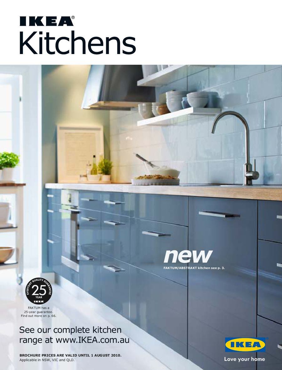Kitchens 2010 by Ikea Australia