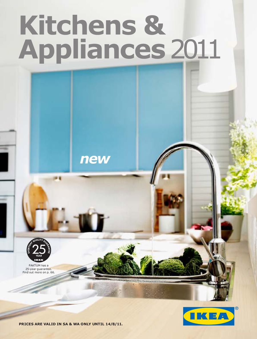 Ikea Australia West Kitchesn & Appliances 2010 by Ikea Australia