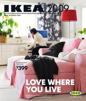 Ikea Catalogue 2009
