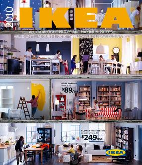 Ikea East Catalogue 2010
