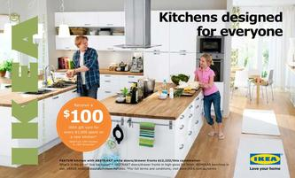 Kitchens designed for everyone 2010
