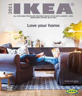 Ikea Australia East Catalogue 2011