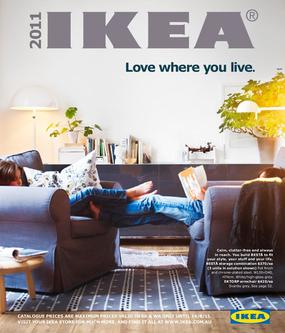Ikea Australia West Catalogue 2011