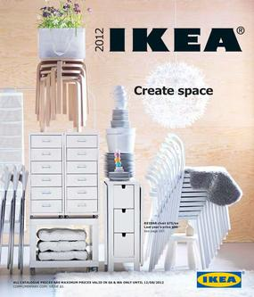 Ikea Australia West Catalog 2012